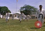 Image of karate class South Vietnam, 1967, second 62 stock footage video 65675053591