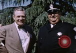 Image of FBI National Academy Convention Palo Alto California USA, 1951, second 46 stock footage video 65675053592