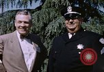 Image of FBI National Academy Convention Palo Alto California USA, 1951, second 47 stock footage video 65675053592