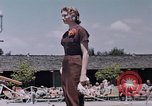 Image of National Academy Convention Palo Alto California USA, 1951, second 4 stock footage video 65675053604