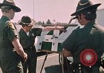 Image of vehicle ambush counter-attack ramming techniques California United States USA, 1976, second 5 stock footage video 65675053608
