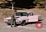 Image of vehicle ambush counter-attack ramming techniques California United States USA, 1976, second 17 stock footage video 65675053608
