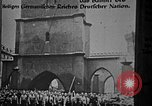 Image of Nazi ideology exhibit and museum in late 1930s Germany, 1939, second 24 stock footage video 65675053609