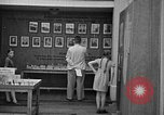Image of Nazi ideology exhibit and museum in late 1930s Germany, 1939, second 42 stock footage video 65675053609