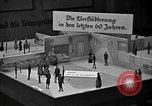 Image of Nazi ideology exhibit and museum in late 1930s Germany, 1939, second 55 stock footage video 65675053609