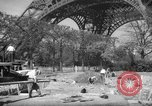 Image of Eiffel Tower Paris France, 1939, second 3 stock footage video 65675053614