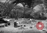 Image of Eiffel Tower Paris France, 1939, second 8 stock footage video 65675053614