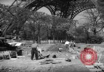 Image of Eiffel Tower Paris France, 1939, second 9 stock footage video 65675053614