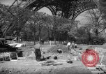 Image of Eiffel Tower Paris France, 1939, second 10 stock footage video 65675053614