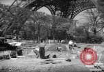 Image of Eiffel Tower Paris France, 1939, second 11 stock footage video 65675053614