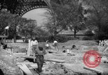 Image of Eiffel Tower Paris France, 1939, second 13 stock footage video 65675053614