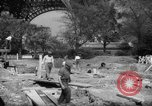 Image of Eiffel Tower Paris France, 1939, second 14 stock footage video 65675053614