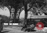 Image of Eiffel Tower Paris France, 1939, second 53 stock footage video 65675053614