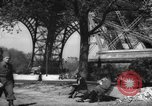 Image of Eiffel Tower Paris France, 1939, second 54 stock footage video 65675053614