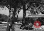 Image of Eiffel Tower Paris France, 1939, second 55 stock footage video 65675053614