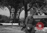 Image of Eiffel Tower Paris France, 1939, second 56 stock footage video 65675053614