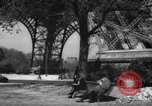 Image of Eiffel Tower Paris France, 1939, second 57 stock footage video 65675053614