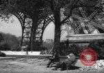 Image of Eiffel Tower Paris France, 1939, second 59 stock footage video 65675053614