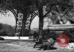Image of Eiffel Tower Paris France, 1939, second 60 stock footage video 65675053614