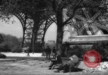 Image of Eiffel Tower Paris France, 1939, second 61 stock footage video 65675053614