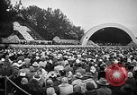 Image of Easter Sunrise Services Glendale California USA, 1948, second 20 stock footage video 65675053616