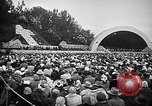Image of Easter Sunrise Services Glendale California USA, 1948, second 21 stock footage video 65675053616