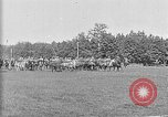 Image of Red Army practice maneuvers Moscow Russia Soviet Union, 1920, second 11 stock footage video 65675053621