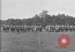 Image of Red Army practice maneuvers Moscow Russia Soviet Union, 1920, second 13 stock footage video 65675053621