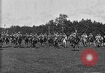 Image of Red Army practice maneuvers Moscow Russia Soviet Union, 1920, second 15 stock footage video 65675053621