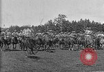 Image of Red Army practice maneuvers Moscow Russia Soviet Union, 1920, second 16 stock footage video 65675053621