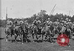 Image of Red Army practice maneuvers Moscow Russia Soviet Union, 1920, second 17 stock footage video 65675053621