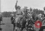 Image of Red Army practice maneuvers Moscow Russia Soviet Union, 1920, second 18 stock footage video 65675053621
