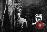 Image of Mikhail Ivanovich Kalinin Moscow Russia Soviet Union, 1924, second 54 stock footage video 65675053622