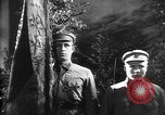 Image of Mikhail Ivanovich Kalinin Moscow Russia Soviet Union, 1924, second 55 stock footage video 65675053622