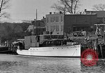 Image of Curtis Boat & Engine Corp on riverfront Norfolk Virginia United States USA, 1932, second 9 stock footage video 65675053626
