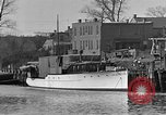 Image of Curtis Boat & Engine Corp on riverfront Norfolk Virginia United States USA, 1932, second 11 stock footage video 65675053626