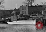 Image of Curtis Boat & Engine Corp on riverfront Norfolk Virginia United States USA, 1932, second 13 stock footage video 65675053626