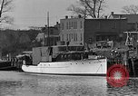 Image of Curtis Boat & Engine Corp on riverfront Norfolk Virginia United States USA, 1932, second 14 stock footage video 65675053626