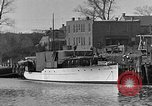 Image of Curtis Boat & Engine Corp on riverfront Norfolk Virginia United States USA, 1932, second 16 stock footage video 65675053626