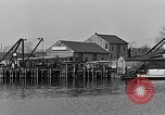 Image of Curtis Boat & Engine Corp on riverfront Norfolk Virginia United States USA, 1932, second 40 stock footage video 65675053626
