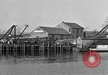 Image of Curtis Boat & Engine Corp on riverfront Norfolk Virginia United States USA, 1932, second 41 stock footage video 65675053626