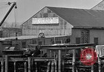 Image of Curtis Boat & Engine Corp on riverfront Norfolk Virginia United States USA, 1932, second 48 stock footage video 65675053626