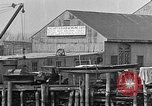 Image of Curtis Boat & Engine Corp on riverfront Norfolk Virginia United States USA, 1932, second 51 stock footage video 65675053626
