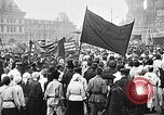 Image of Crowds in Red Square Moscow Russia Soviet Union, 1924, second 11 stock footage video 65675053627