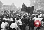 Image of Crowds in Red Square Moscow Russia Soviet Union, 1924, second 12 stock footage video 65675053627