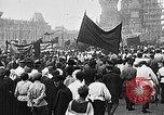 Image of Crowds in Red Square Moscow Russia Soviet Union, 1924, second 13 stock footage video 65675053627