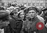 Image of Crowds in Red Square Moscow Russia Soviet Union, 1924, second 16 stock footage video 65675053627