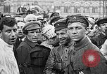 Image of Crowds in Red Square Moscow Russia Soviet Union, 1924, second 18 stock footage video 65675053627