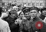 Image of Crowds in Red Square Moscow Russia Soviet Union, 1924, second 19 stock footage video 65675053627