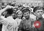 Image of Crowds in Red Square Moscow Russia Soviet Union, 1924, second 21 stock footage video 65675053627